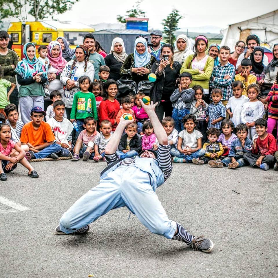 Grèce, camps de réfugiés