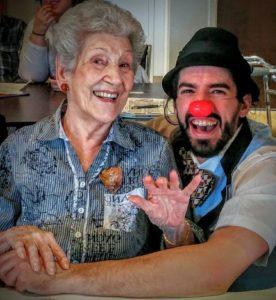 Québec, résidence personnes âgées