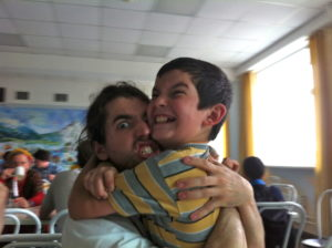 Ruslan (Beslan) - enfant