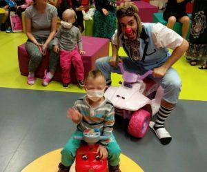 Clown Humanitaire